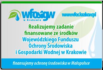 Finansujemy ochronę środowiska w Małopolsce