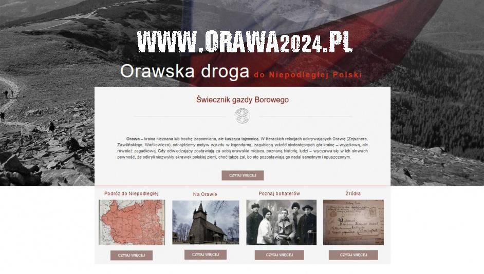 Portal www.orawa2024.pl