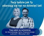 Nabór kandydatów na rachmistrzów do NSP 2021